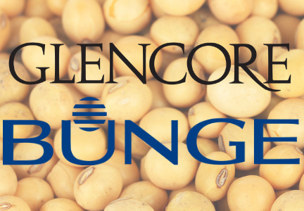 Glencore says approaches Bunge on possible takeover