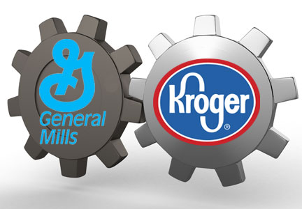 General Mills, Kroger partnership
