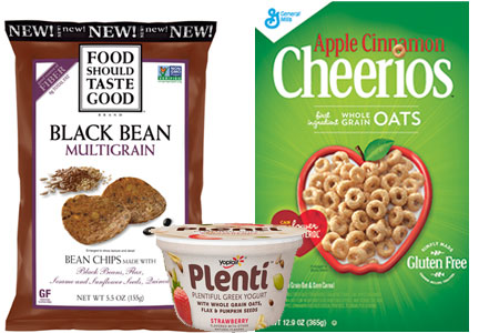 New products from General Mills