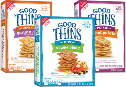 Mondelez Good Thins