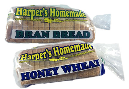 Harper's Homemade Bread