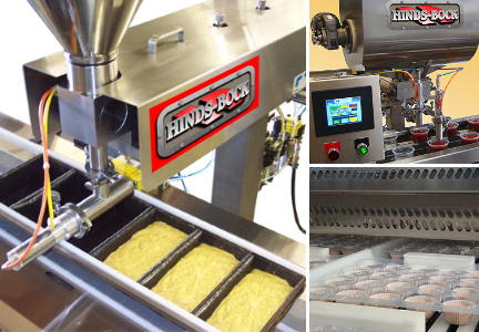 Hinds-Bock bakery equipment
