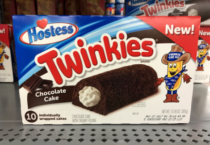 Hostess Chocolate Cake Twinkies