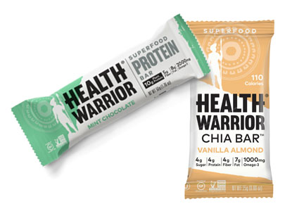 Health Warrior new varieties
