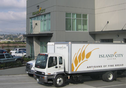 Island City Bakery facility