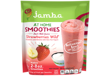 Inventure Foods Jamba At Home Smoothie kits