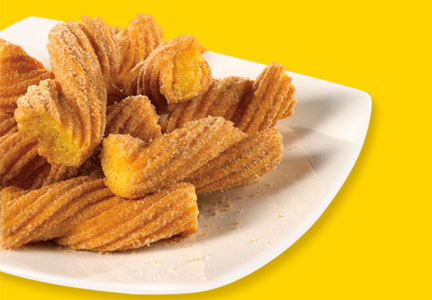 J&J Snack Foods food service churros