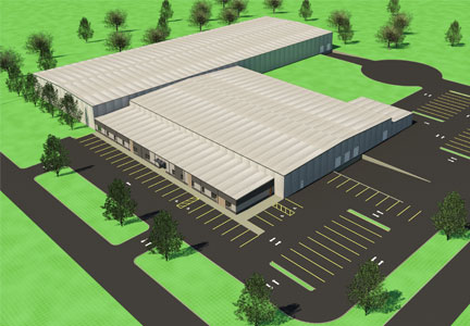 Kendall Packaging facility expansion