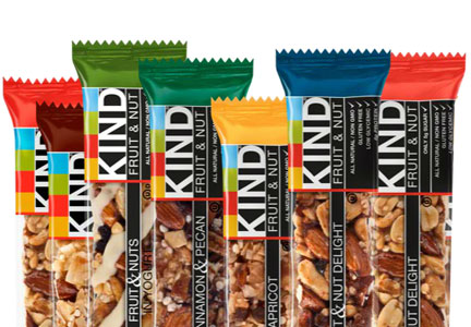 Kind Fruit & Nut bars