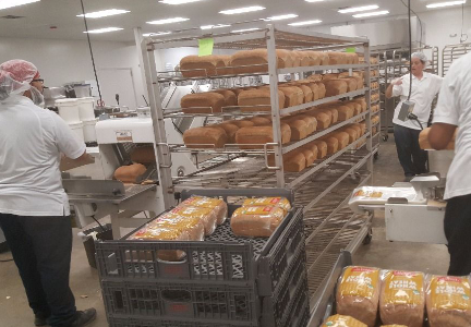 Lancaster Food Co. organic bread facility