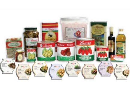 LaRosa Foods products