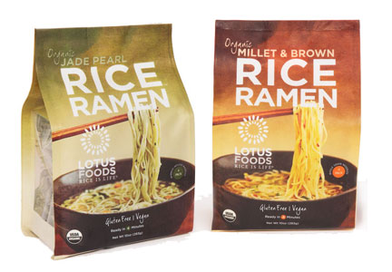 Lotus Foods rice ramen