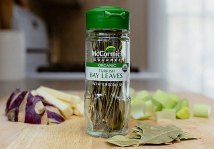 McCormick organic bay leaves