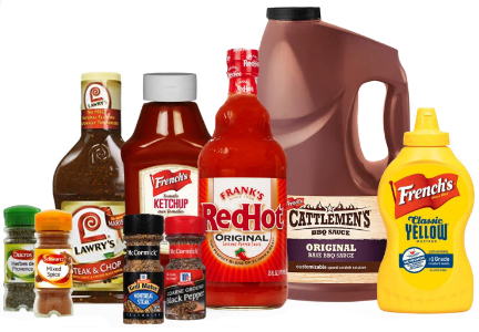 McCormick products