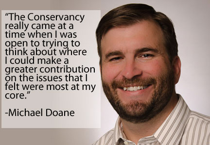 Michael Doane, Nature Conservancy