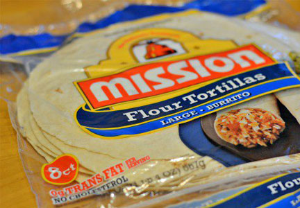 Mission tortillas, Gruma