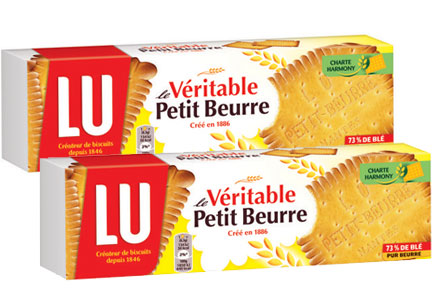 Mondelez biscuits made with Harmony wheat