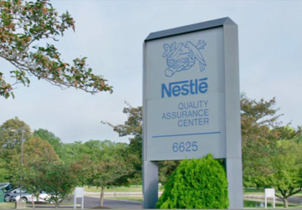 Nestle Quality Assurance Center