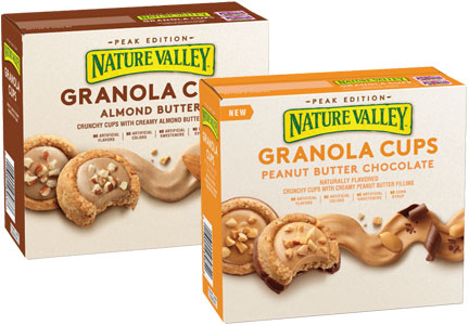 General Mills Nature Valley Granola Cups