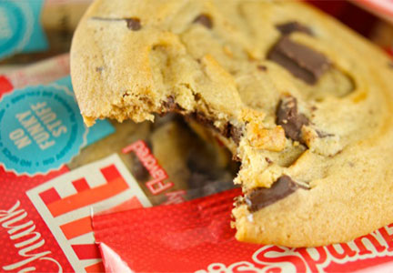 Otis Spunkmeyer cookies, Aryzta