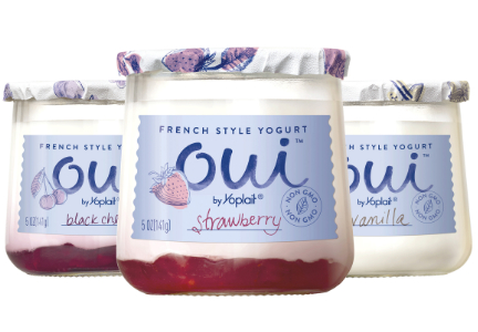 Oui by Yoplait, General Mills