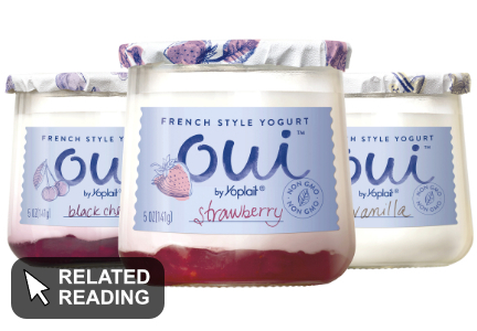 General Mills debuts new French-style yogurt