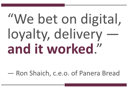 Panera Bread pull quote