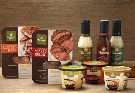 Panera at Home products