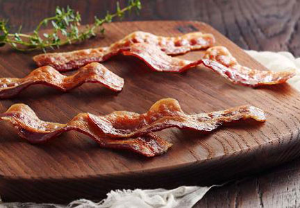 Panera clean bacon