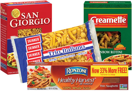 Trends driving the market for pasta   Bakingbusiness com