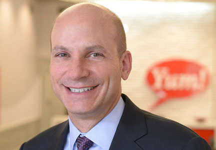 Patrick Grismer, Yum! Brands