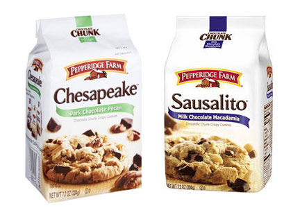 Pepperidge Farm cookies, Campbell
