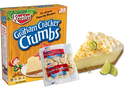 Flour recall - Kellogg graham cracker crumbs, Lance oyster crackers, Tippin's key lime pie