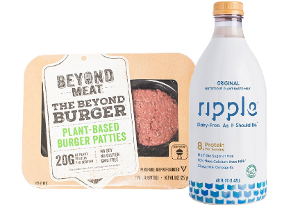Plant-based food and beverage, IFT food trends