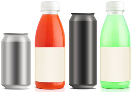 Private label ready-to-drink beverages