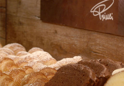 Princi baked products, Starbucks