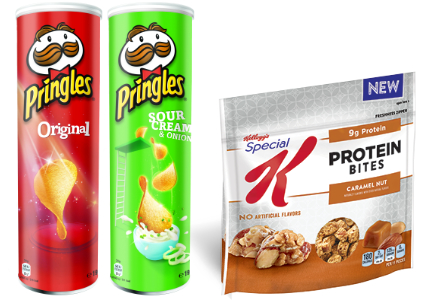 Pringles and Special K, Kellogg