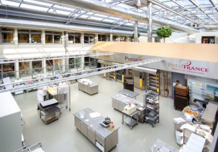 Puratos Innovation Center in Belgium