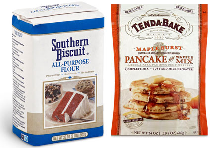 Renwood Mills products - Southern Biscuit, Tenda Bake