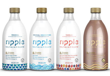 Ripple dairy-free milk