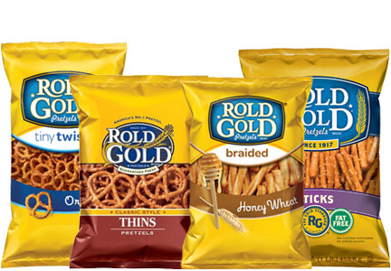 Rold Gold pretzels recalled, Frito-Lay, PepsiCo