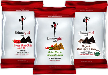 Skinnygirl tortilla chips