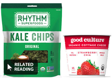 301 Inc investments, Rhythm Superfoods and Good Culture