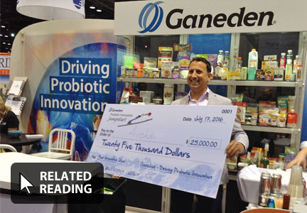 Ganeden innovation program