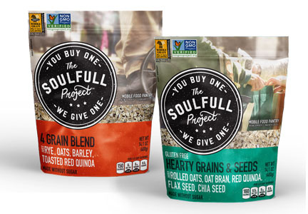 The Soulfull Project cereal