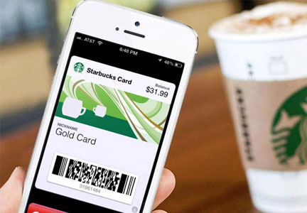Starbucks mobile ordering