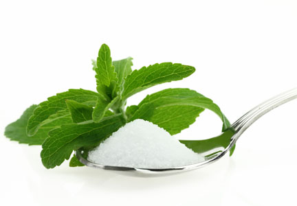 Spoonful of stevia