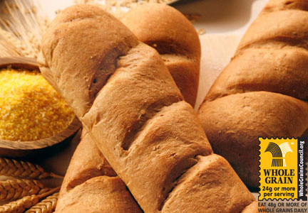 Subway Bread To Feature Whole Grain Stamp