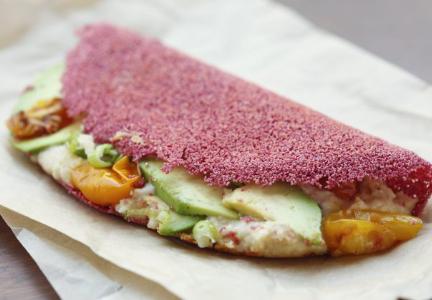 Market Ipanema tapioca crepe
