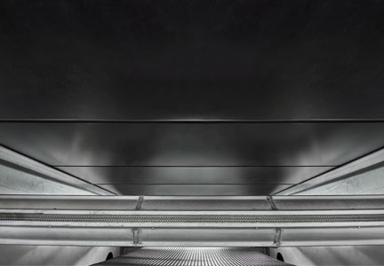 Thermatec oven ceiling, Reading Bakery Systems